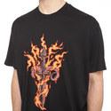 Dagger Flame T-Shirt, ${color}