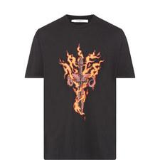 Dagger Flame T-Shirt