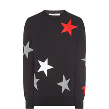 Star Pattern Sweater