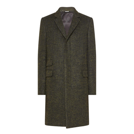 Single-Breasted Wool Overcoat, ${color}