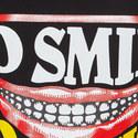 No Smile Crew Neck T-Shirt, ${color}