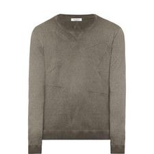 Washed Star Sweatshirt