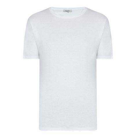 Crew Neck Pyramid Stud T-Shirt, ${color}