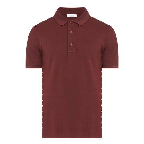 Rockstud Polo Shirt, ${color}