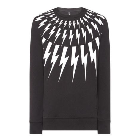 Lightning Bolt Sweatshirt, ${color}