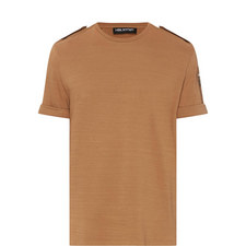 Military Zip Pocket T-Shirt