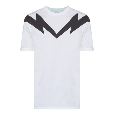 Lightning Shoulder T-Shirt, ${color}