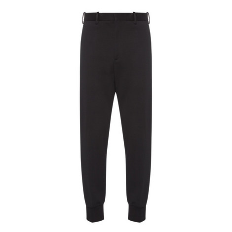 Relaxed Cuff Trousers, ${color}