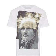 Einstein Print T-Shirt