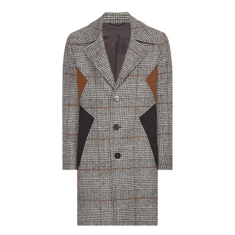 Check Wool Overcoat, ${color}
