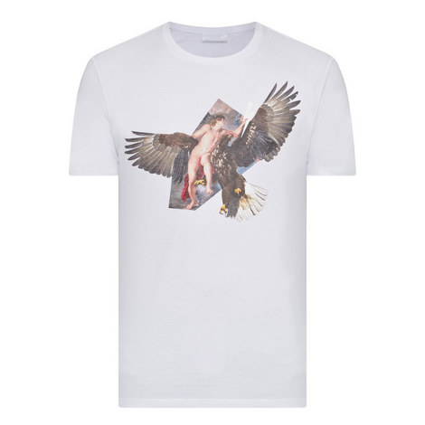 Eagle Print T-Shirt, ${color}