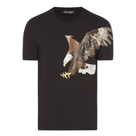 Eagle Print T-Shirt, ${color}