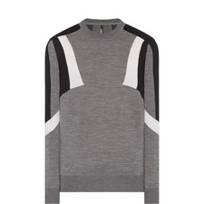 Modernist Colour Block Sweater