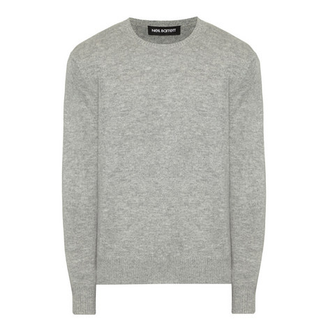 Wool Mix Crew Neck Sweater, ${color}