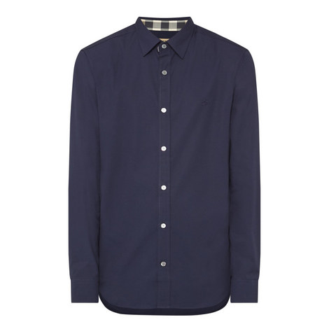 Cambridge Poplin Shirt, ${color}