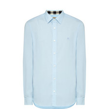Cambridge Logo Poplin Shirt