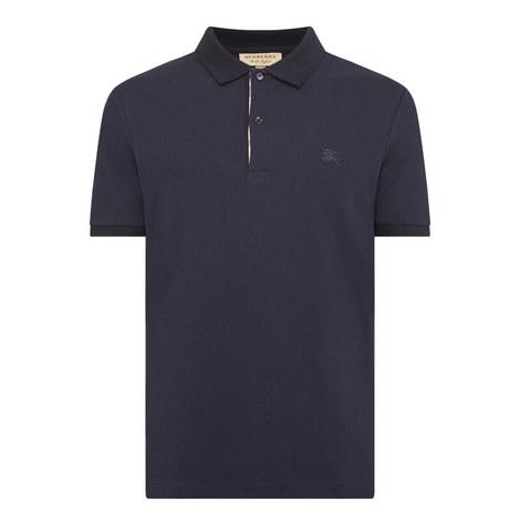 Oxford Plain Polo Shirt, ${color}