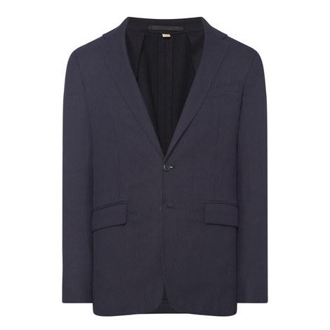 Soho Herringbone Jacket, ${color}