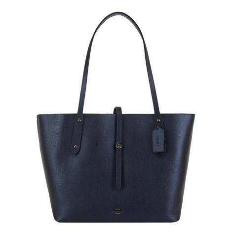 Market Metallic Tote Bag, ${color}