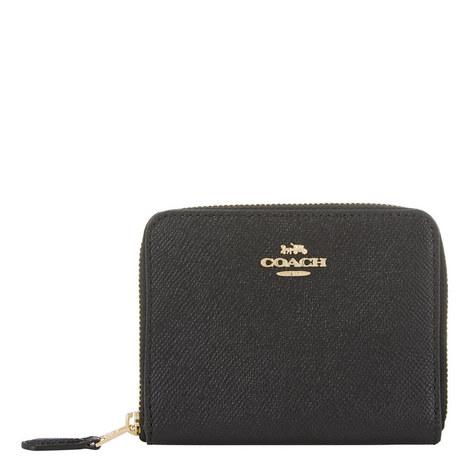 Small Zip-Around Wallet, ${color}