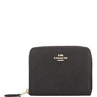 Small Zip-Around Wallet