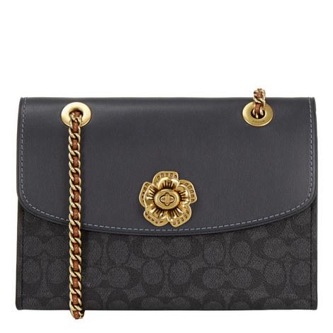 Flower Parker Shoulder Bag, ${color}