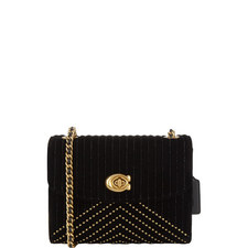 Parker 18 Quilted Crossbody