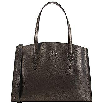 Charlie Leather Handbag