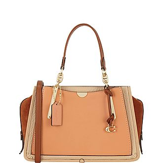 Dreamer Contrast Shoulder Bag