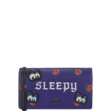 Disney Sleepy Crossbody Clutch