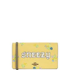 Disney Sneezy Crossbody Clutch