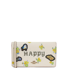 Disney Happy Crossbody Clutch