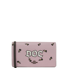 Disney Doc Crossbody Clutch