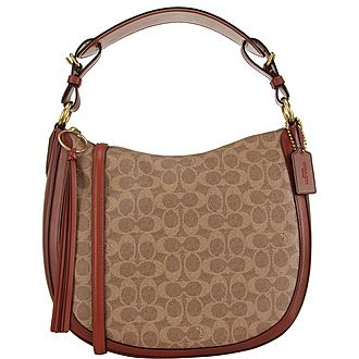 Signature Sutton Hobo Bag