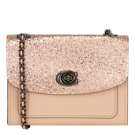 Parker 18 Glitter Shoulder Bag, ${color}