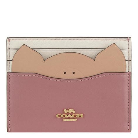 Pig Card Holder, ${color}