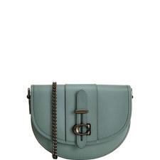 Sage Small Saddle Bag