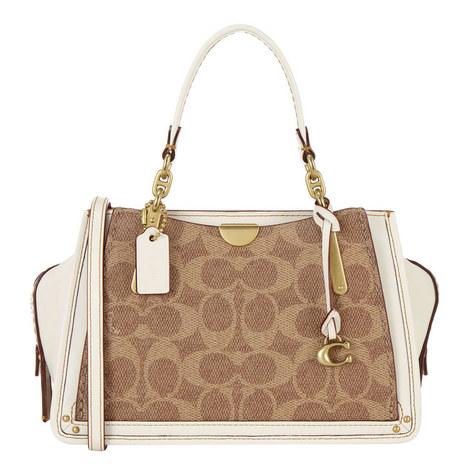 Dreamer Signature Shoulder Bag, ${color}