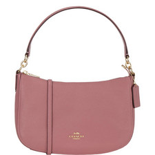 Chelsea Leather Crossbody