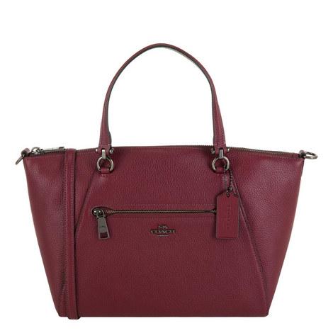 Praire Satchel Bag, ${color}