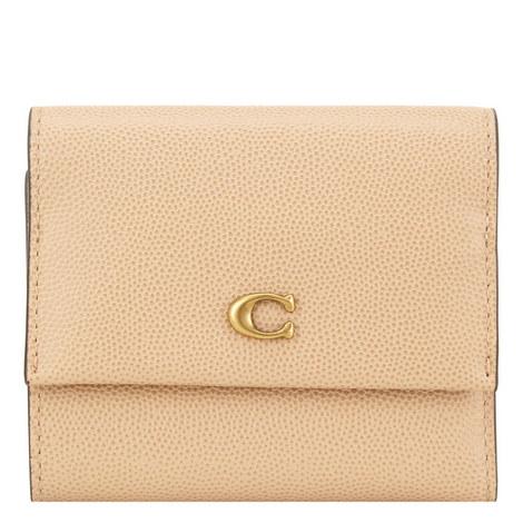 Foldover Small Wallet, ${color}