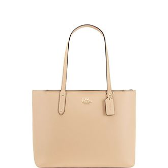 Highline Top Zip Tote