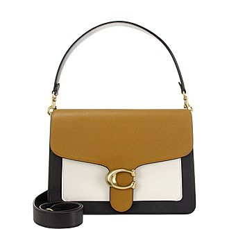 Tabby Colour Block Shoulder Bag