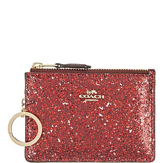 Glitter ID Mini Wallet