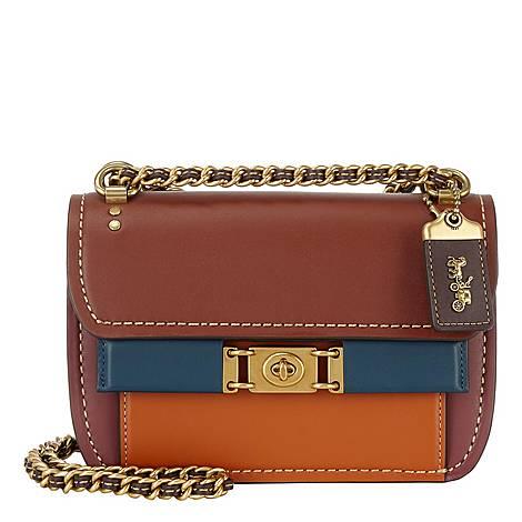Troupe Colour Block Crossbody Bag, ${color}