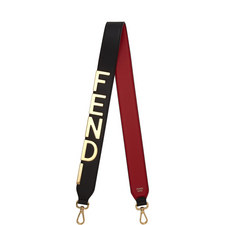 F Lettering Bag Strap