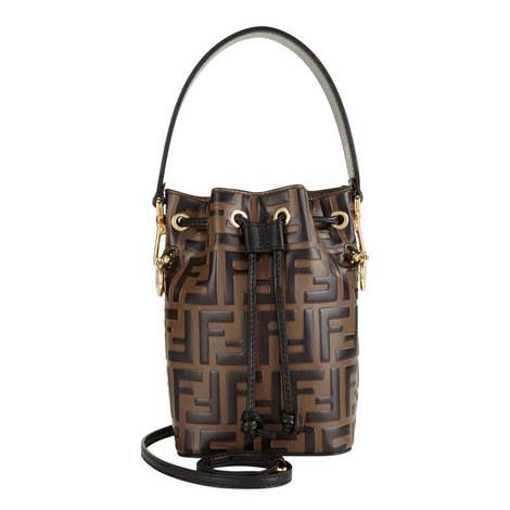 Mon Tresor Mini Bucket Bag, ${color}