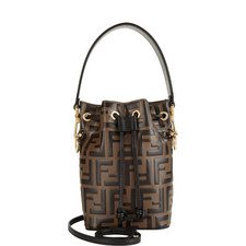 Mon Tresor Mini Bucket Bag