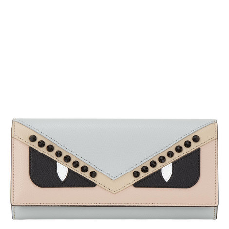 Monster Flap Wallet, ${color}