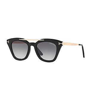 Cat Eye Sunglasses FT0575 49